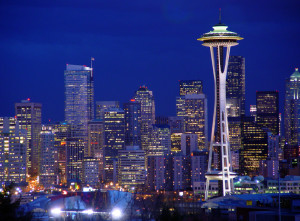 Seattle is a very popular vacation spot for many people.