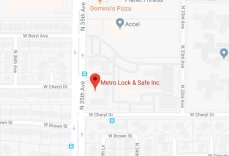 Metro Lock & Safe Inc. on Google Maps