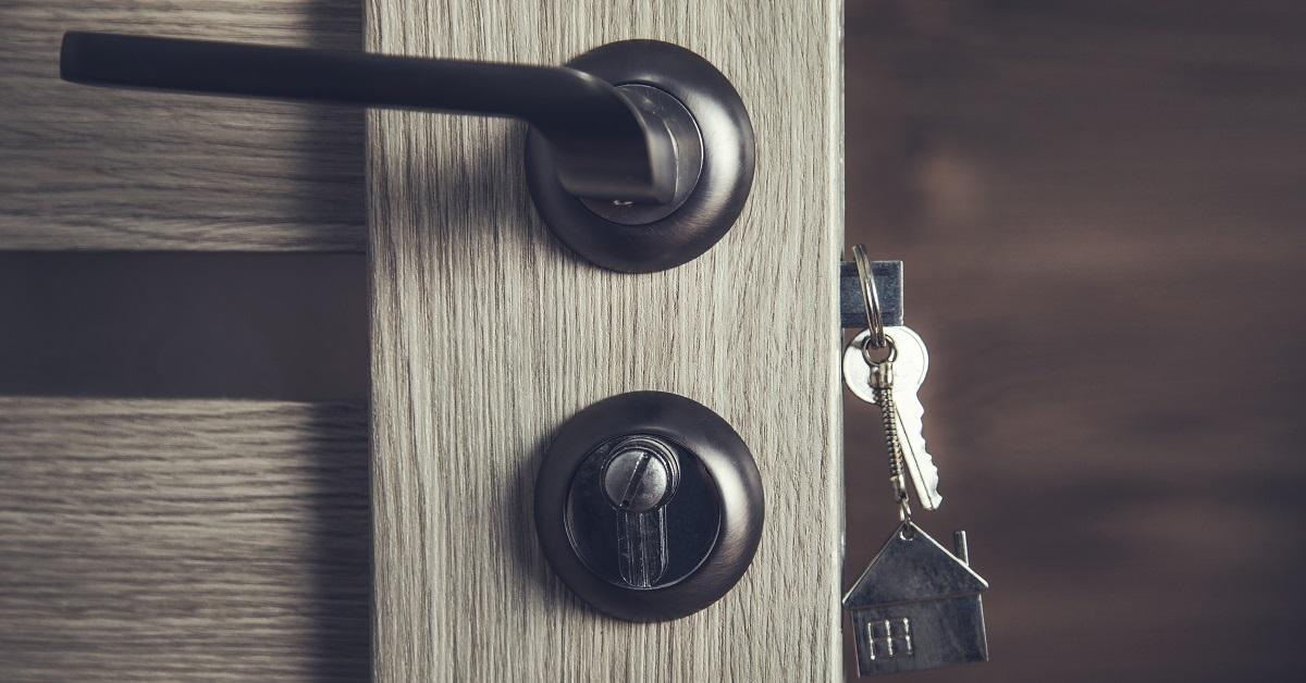 secure door lock